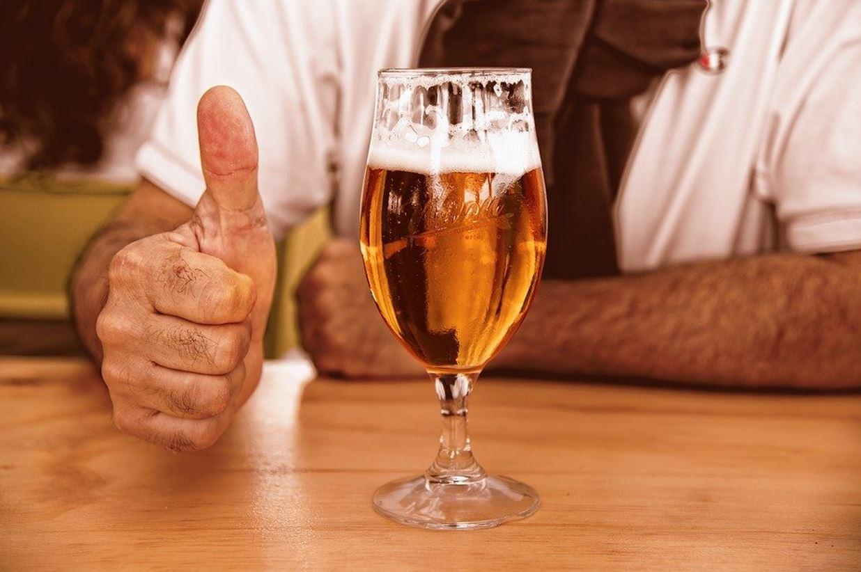男性の飲酒